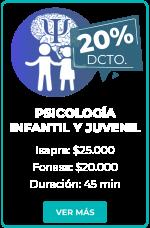 PSICOLOGIA INFANTIL Y JUVENIL